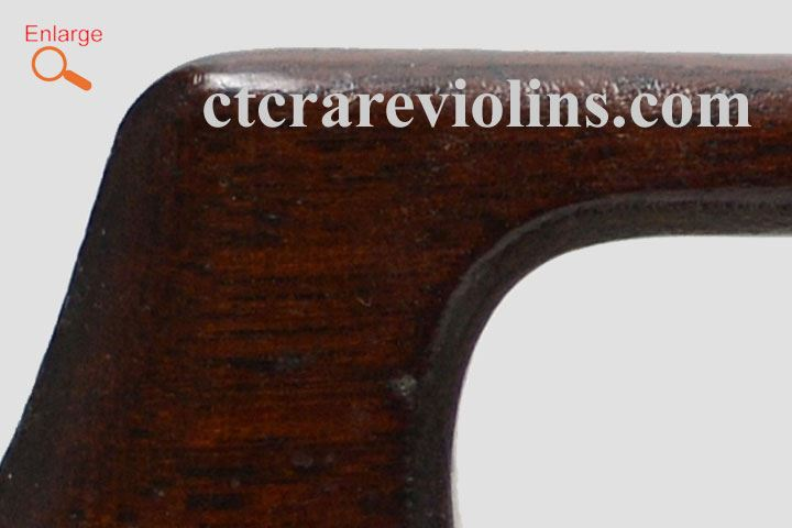 Hill & Sons, W. E. English violin bow