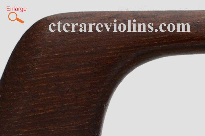 Colas, Prosper c.1900 French violin bow