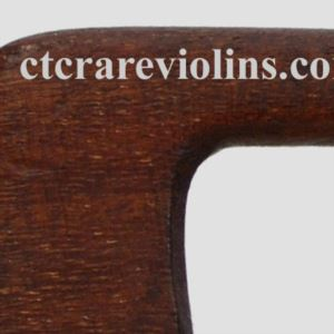 Ouchard, E. F.  French 3/4 violin bow